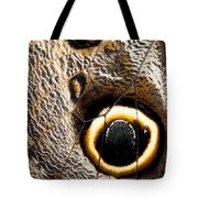 Owl Butterfly Wing Tote Bag