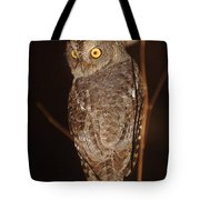 owl of Madagascar Tote Bag