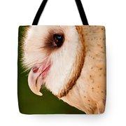 Owl Profile Tote Bag