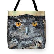 Owl Series - Owl 1 Tote Bag