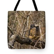 Owlets Tote Bag