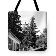 Owls Head Approach Tote Bag