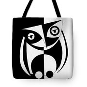 Own Abstract  Tote Bag
