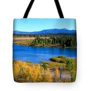 Oxbow Bend, Grand Teton National Park Tote Bag