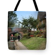 Oxford Canal Tote Bag