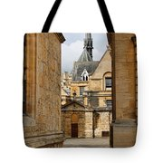 Oxford Courtyard 5899 Tote Bag