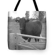 Oxlease Bull Tote Bag