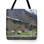 Oye Norway Tote Bag