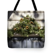 Oyster And Sunflower Swag Tote Bag