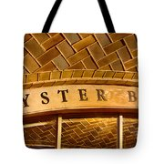 Oyster Bar Tote Bag