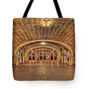 Oyster Bar Restaurant Tote Bag