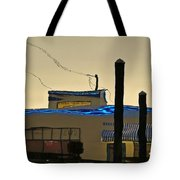 Oyster House Reflection Tote Bag