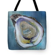 Oyster On The Half Shell Tote Bag