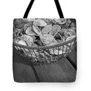 Oysters Tote Bag