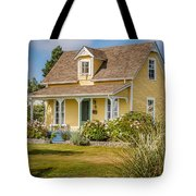 Oysterville Home 9 Tote Bag