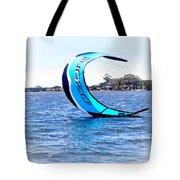 Ozone Landing Tote Bag