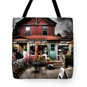Ozzie's Coffee Bar - Old Forge Ny Tote Bag