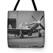P-51d Spam Can Tote Bag