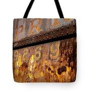 P R R - 9269 Tote Bag