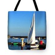 P-town Tote Bag