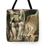 P.127-1950.pt1 Albions Angel Tote Bag