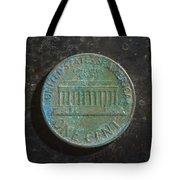 P1970 A T Tote Bag