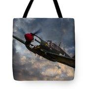 P40 Warhawk Tribute Tote Bag