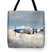 P51 Mustang Gallery - No2 Tote Bag