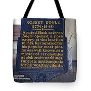 Pa-131 Robert Bogle 1774-1848 Tote Bag