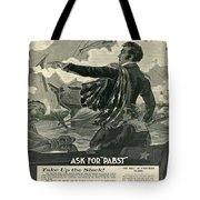 Pabst Tote Bag