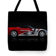Pace Maker Tote Bag