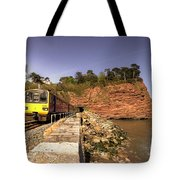 Pacer At Parson's Tunnel Tote Bag