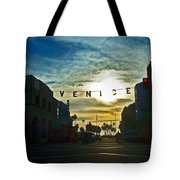 Pacific Ave Tote Bag