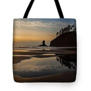 Pacific Coast Sunset Tote Bag