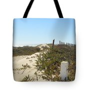 Pacific Pathway Tote Bag