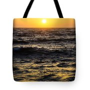 Pacific Reflection Tote Bag