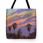 Pacific Sunset 1 Tote Bag