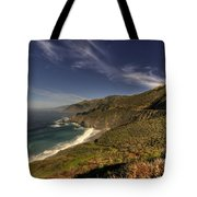 Pacific View  Tote Bag