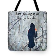 Pack Up All My Cares And Woe Tote Bag