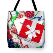 Packages Boxes And Bags Tote Bag