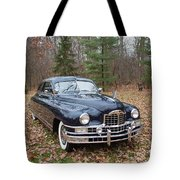 Packard 2 Tote Bag