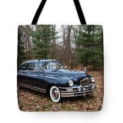 Packard 3 Tote Bag