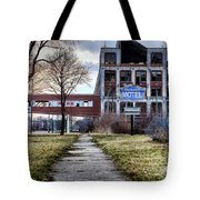 Packard Motel Tote Bag