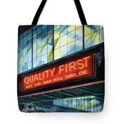 Packard Motor Car - Ask The Man Who Owns One - 1937 Tote Bag