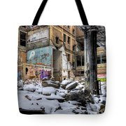 Packard Plant Detroit Michigan - 11 Tote Bag