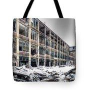 Packard Plant Detroit Michigan - 12 Tote Bag