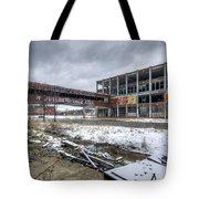 Packard Plant Detroit Michigan - 7 Tote Bag