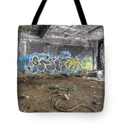 Packard Plant Detroit Michigan - 8 Tote Bag