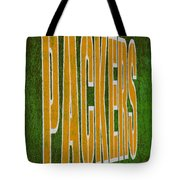 Packers Tote Bag