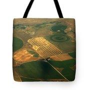 Packers Logo Farm Tote Bag